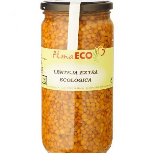 Lenteja Extra Ecológica, AlmaECO, Andosilla