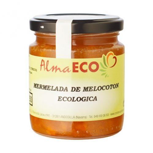 Mermelada De Melocotón Ecológica, AlmaECO, Andosilla