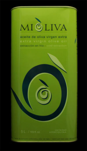 Aceite De Oliva Virgen Extra La Maja, Mioliva, Lata 5L / Garrafa 2L, Mendavia