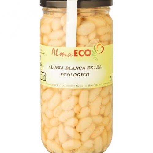 Alubia Blanca Extra Ecológica, AlmaECO, Andosilla