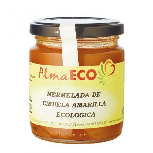 Mermelada De Ciruela Amarilla Ecológica, AlmaECO, Andosilla