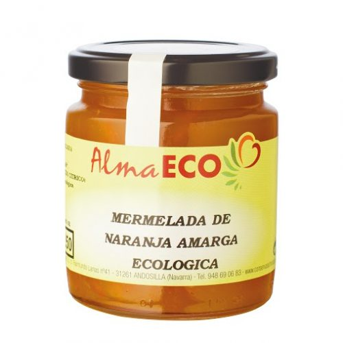 Mermelada De Naranja Amarga, AlmaEco, Andosilla